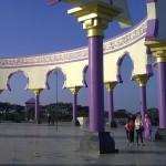 Sabtu Sore Di Masjid Agung Jawa Tengah, Semarang