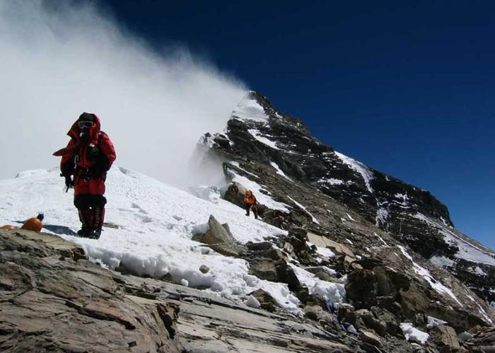 seven summit indo