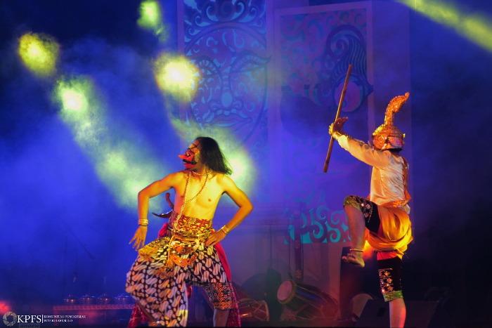 Indonesia International Mask Festival