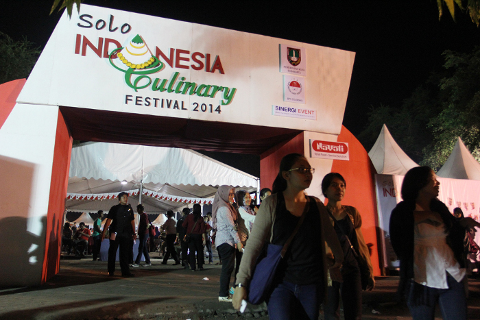 Solo Indonesia Culinary Festival