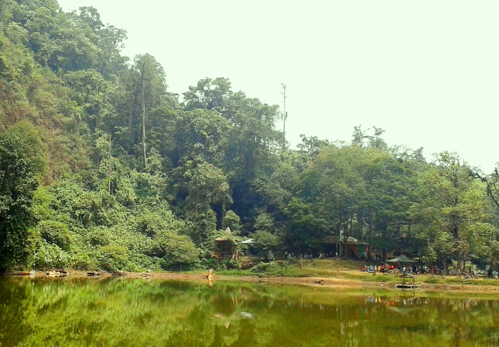 Telaga Warna, Bogor