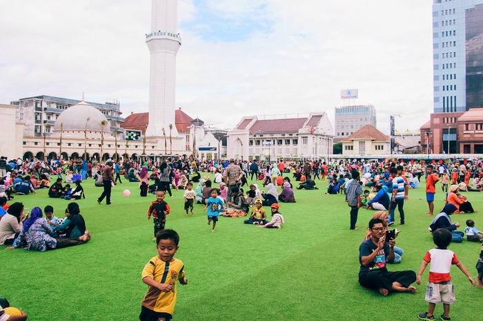 [Updated] 7 Taman Kota Di Bandung Yang Asik Buat Nongkrong
