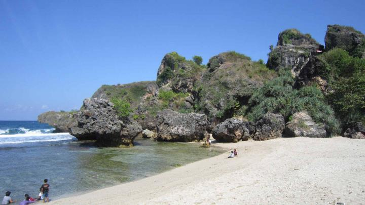 16 Pantai Cantik Di Gunung Kidul, Yogyakarta  Yuk Piknik