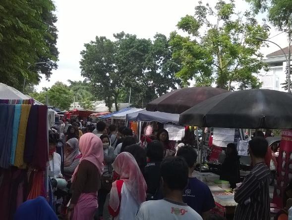 Sunday Morning Market UGM, Malioboro Versi Kampus UGM
