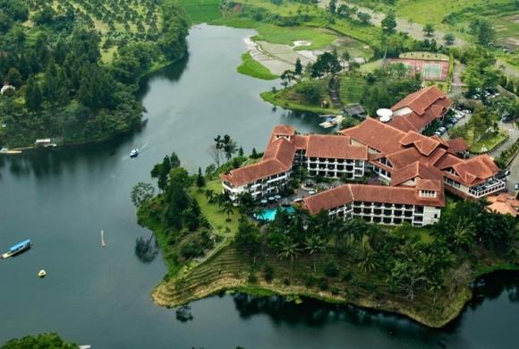 Weekend Seru di Danau Lido, Bogor