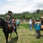 Wisata Kuda Ala Cowboy di De' Ranch Bandung