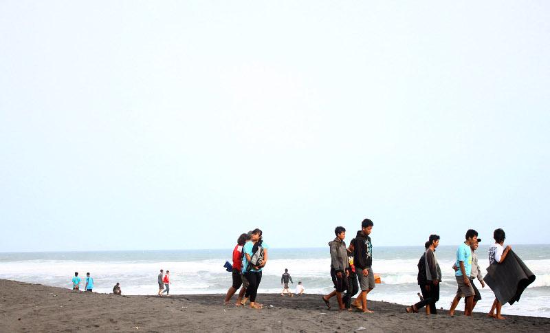 pantai baru jogja