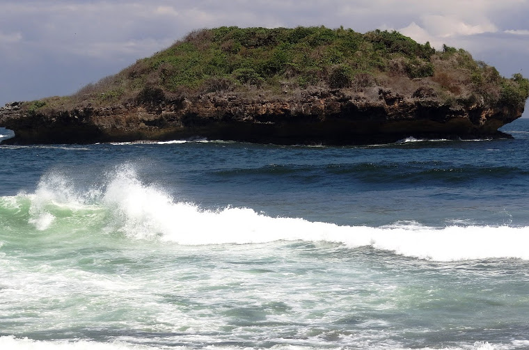 Pantai Srau, Pantai Cantik Yang Tak Boleh Kamu Lewatkan di Pacitan
