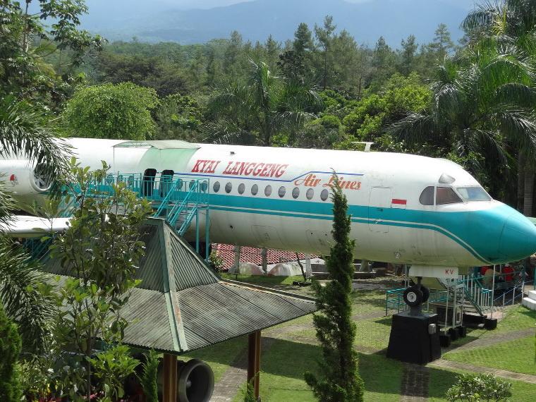 Menelusuri Taman Kyai Langgeng Yang Jadi Tempat Wisata Favorit Keluarga di Magelang