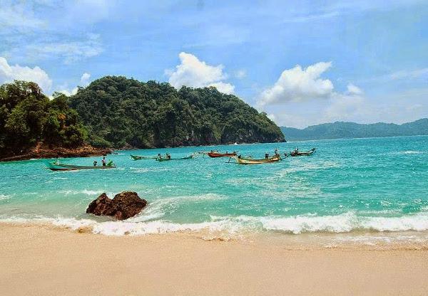 4 Pantai Cantik Dan Natural Di Taman Nasional Meru Betiri