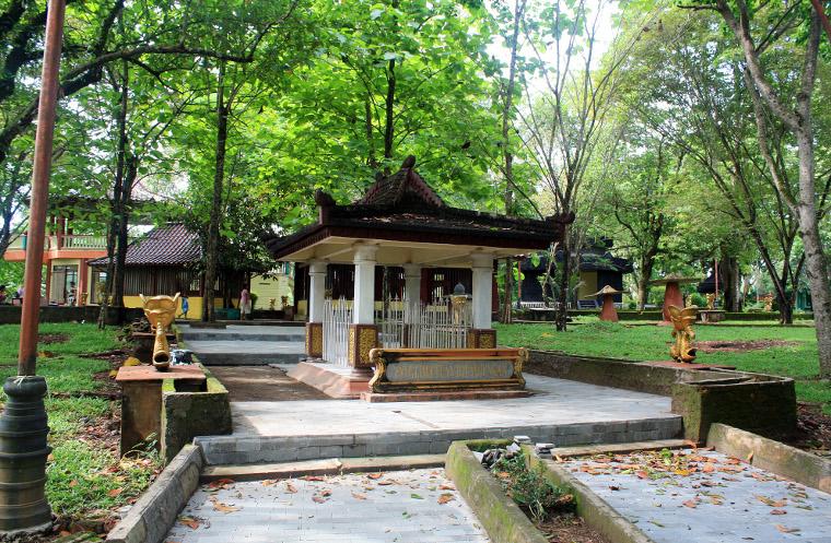 Wisata Bukit Siguntang Palembang