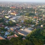 Menikmati Pemandangan Kota Semarang Dari Sudut 360 Derajat di Menara Al Husna
