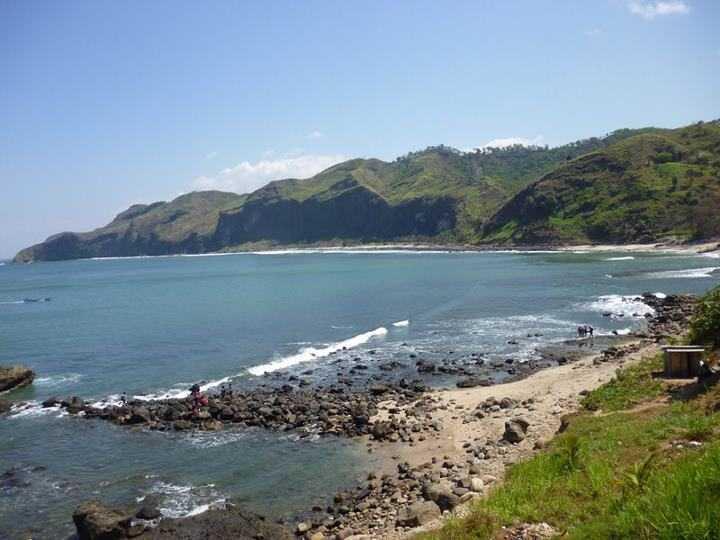 Pantai Menganti, Idola Baru Di Kebumen