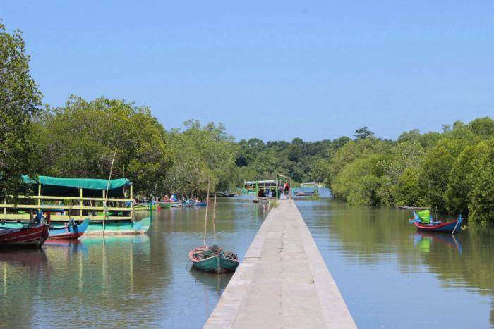 Foto: https://titinwulan.wordpress.com/2013/06/06/blok-bedul-mangrove-ecotourism-di-banyuwangi-selatan/