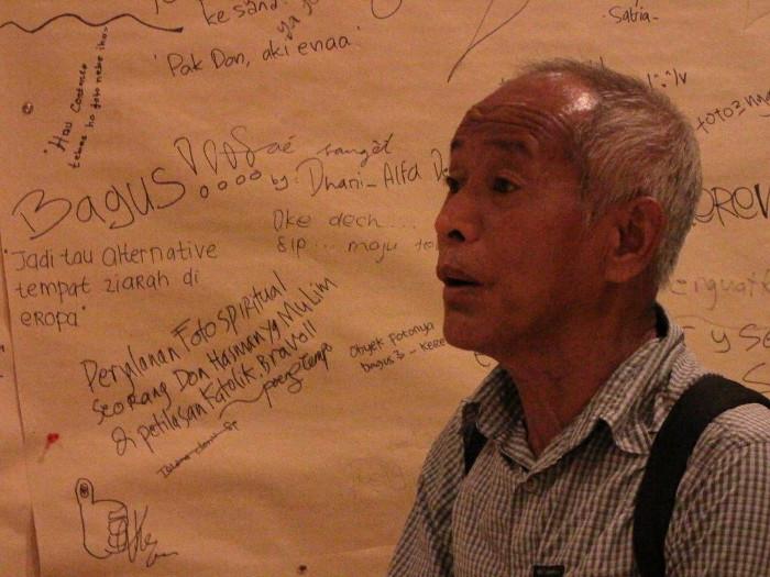 Inspirasi Perjalanan Dari Om Don Hasman