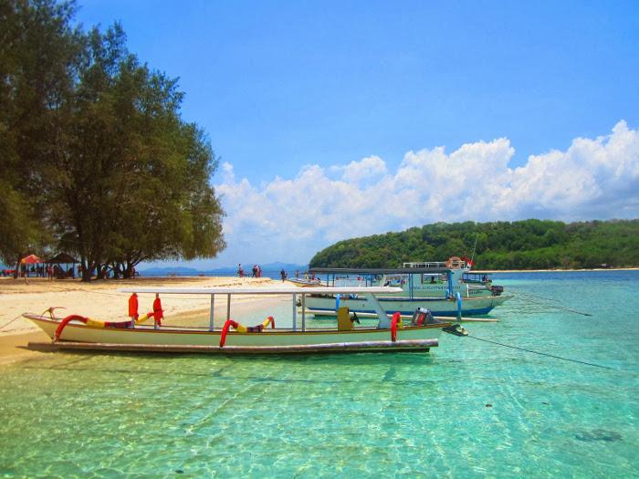 Gili Nanggu. Pelengkap Keindahan Pulau Lombok