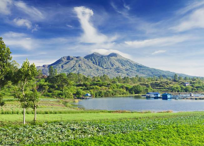 Gunung Batur, Global Geopark Pertama di Indonesia Yang Punya Banyak Potensi Wisata