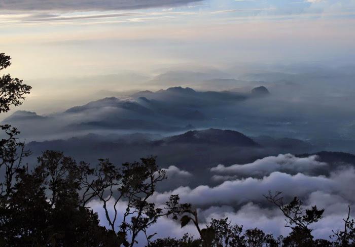 Gunung Cikuray, Sebuah Keindahan Dari Garut