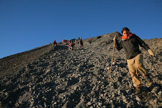Gunung Rinjani, Sang Primadona Dari Pulau Lombok