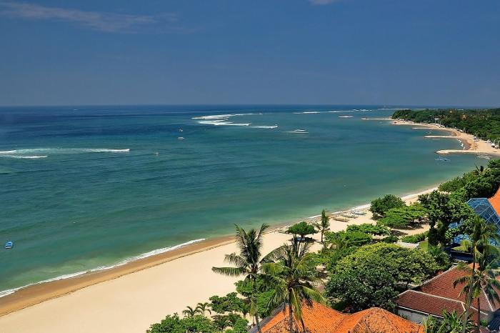 Pantai Sanur, Pemandangan Sunrise Terbaik di Bali