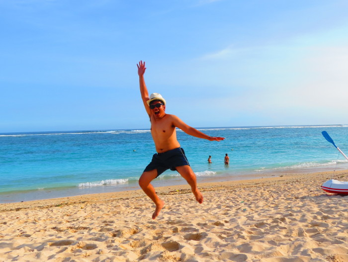 6 Kegiatan Menarik Yang Bisa Dilakukan di Pantai Kuta, Bali