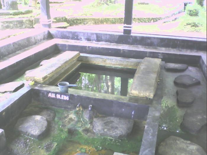 Sapta Tirta, Pemandian Yang Memiliki 7 Sumber Air Berbeda di Kaki Gunung Lawu