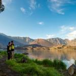 Danau Segara Anak. Bagian Paling Cantik di Gunung Rinjani