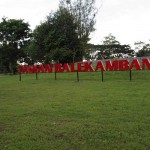 Taman Balekambang. Tempat Neduh Paling Asik di Kota Solo