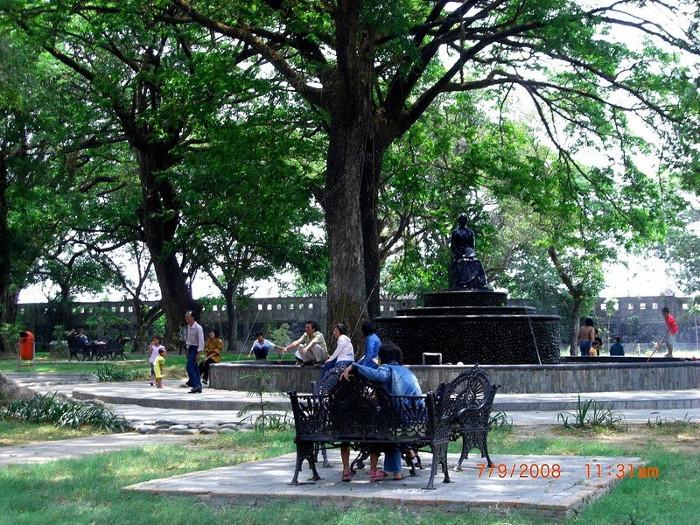 taman  kota balekambang