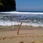 Pantai Greweng, Gunung Kidul. Asik Banget Buat Beach Camp
