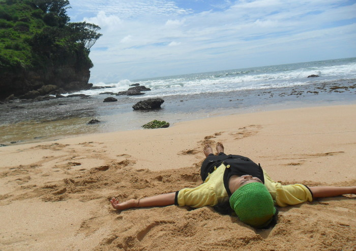 Pantai Ngetun, Pantai Indah Yang Jarang Terjamah