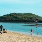Pantai Sadranan, Salah Satu Tempat Snorkeling Paling Asik di Gunung Kidul