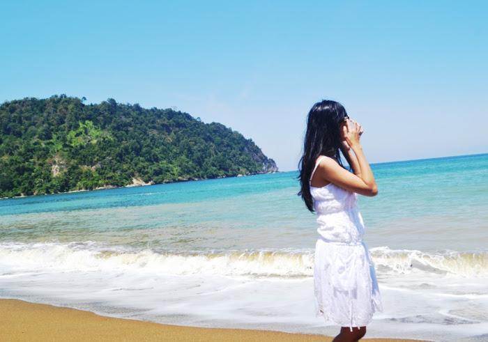 Pantai Sipelot, Malang. Satu Pantai Yang Terdiri Atas Tiga Bagian