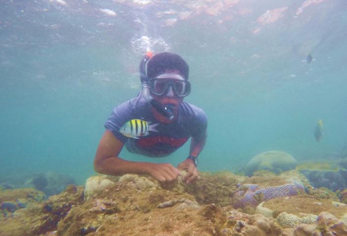 5 Alasan Kenapa Kita Harus Snorkeling di Lautan Lepas Indonesia. Minimal Sekali Seumur Hidup