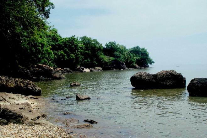 Pantai Rongkang