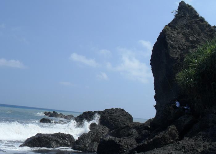Pantai Watu Godek