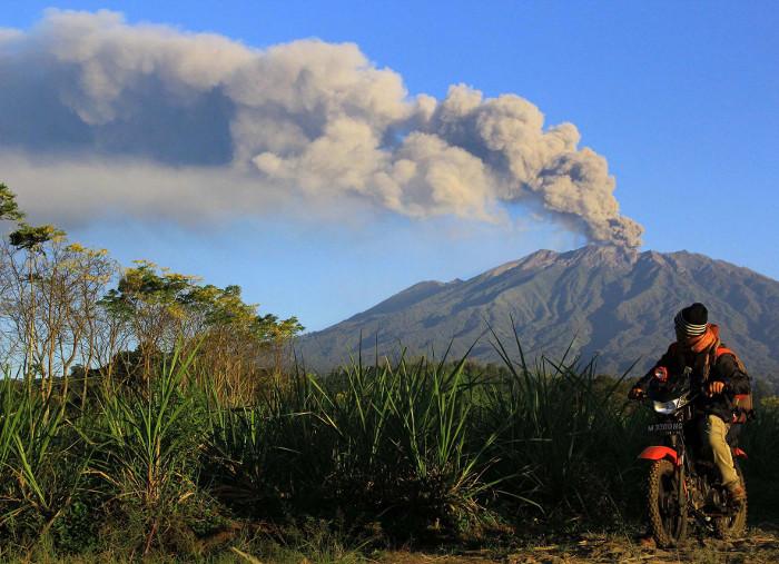 Gunung Raung, Jawa Timur