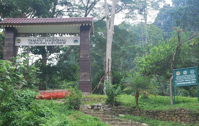 TN Gunung Leuser