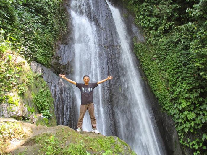 Air Terjun Dusun Kuning. Si Pemalu Dari Bangli
