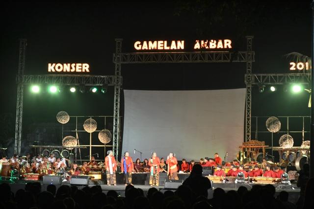Festival Gamelan Akbar