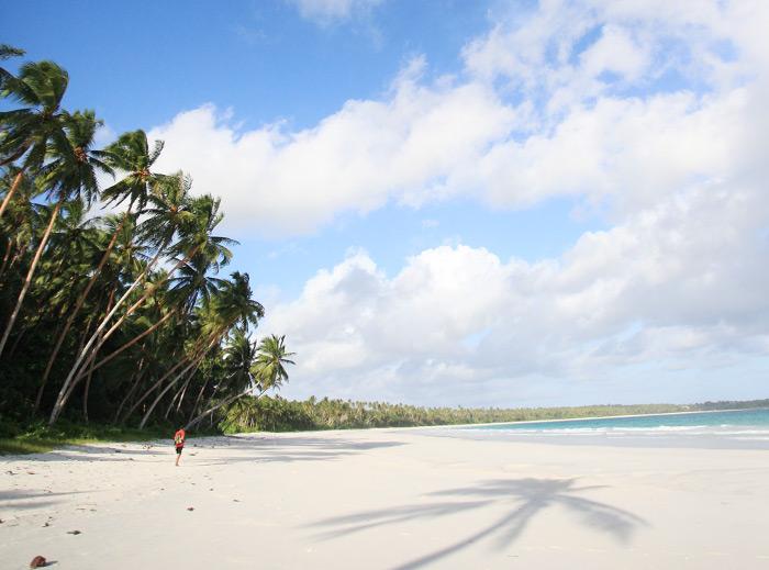 4 Pantai Cantik di Kei Kecil Yang Memiliki Pasir Sehalus Tepung