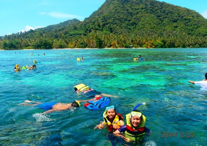 Pulau Pahawang. Tempat Bermain Para Penggila Snorkeling di Lampung
