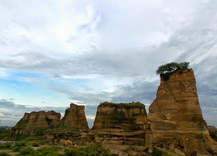 Brown Canyon. Tempat Asik Untuk Hunting Foto di Semarang