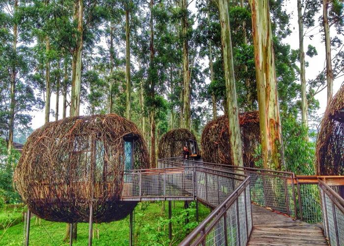 Wisata Bandung: dusun bambu