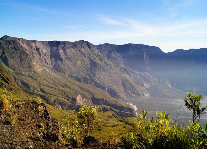 Gunung Tambora. Gunung Paling Bersejarah Dalam Peradaban Umat Manusia