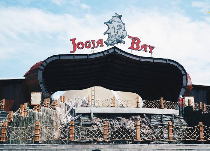 Jogja Bay. Waterpark Terbesar di Indonesia