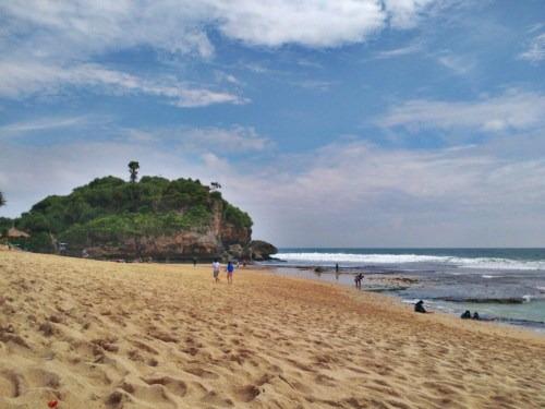 Pantai Drini. Bukti Lain Keindahan Pesisir Gunungkidul