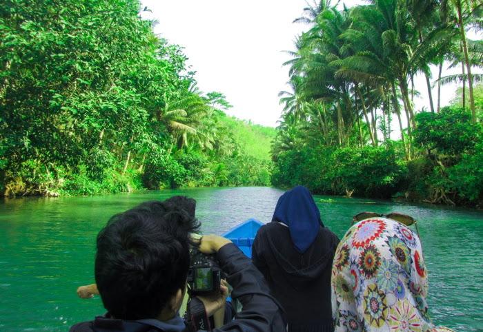 Sungai Maron. Sungai Cantik nan Elegan di Pacitan