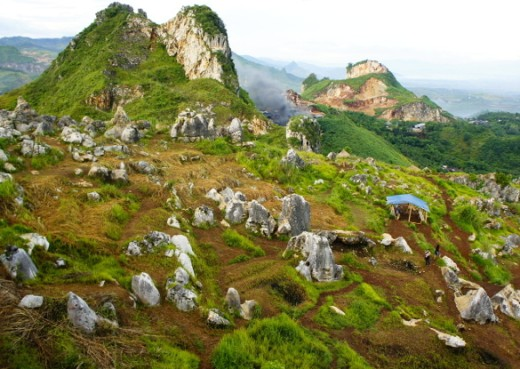 Stone Garden. Machu Picchu versi Bandung