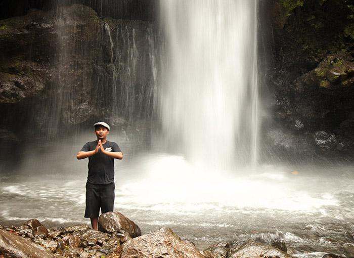 Kedung Kayang. Air Terjun Cantik Di Perbatasan Magelang dan Boyolali